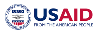 USAID logo. From the American People